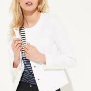 Ellen Tracy NWT Long Sleeves Linen Blazer …